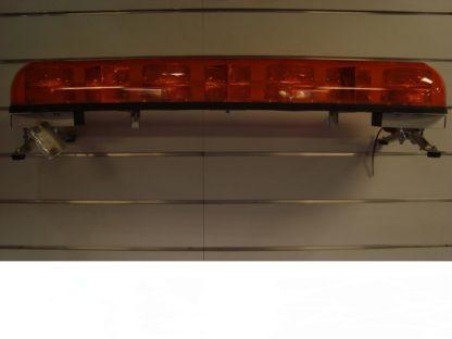 """48"""" 4 LIGHT AMBER STROBE LIGHT Image 1"""