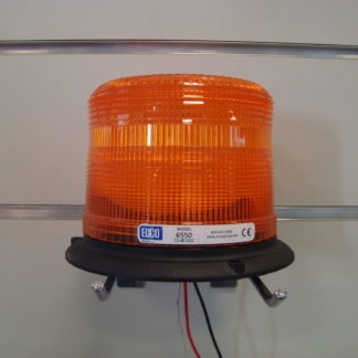 STROBE LIGHT - PERMANENT MOUNT OR PIPE MOUNT Image 1