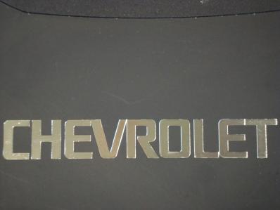 Chevrolet Premier Fit Splash Guard Image 2