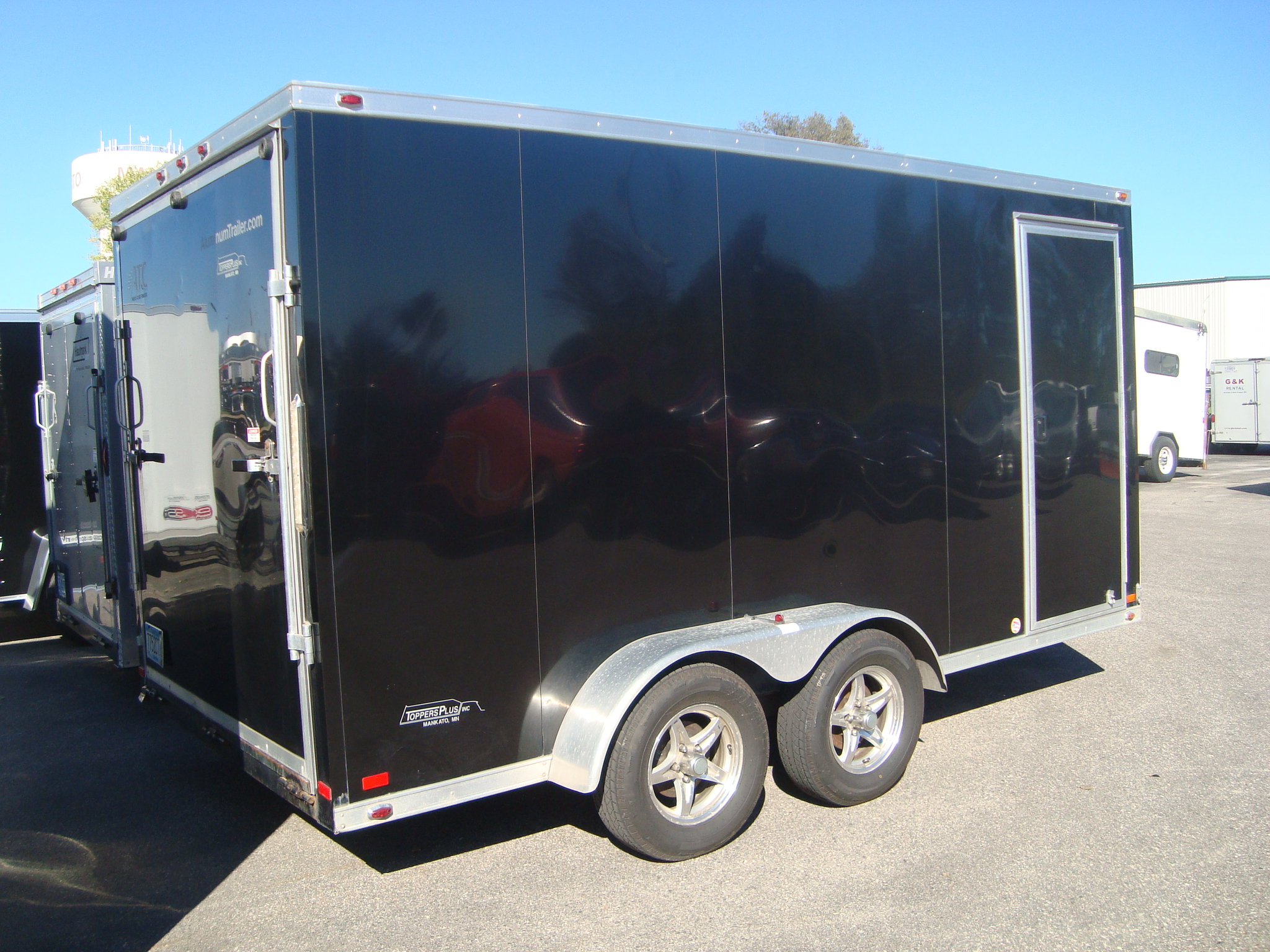 Atc 7 X 14 2v Quest Used Toppers And Trailers Plus