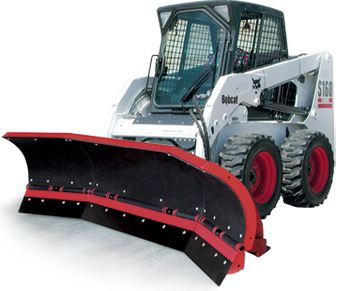Big OX SCOOP PLOW 	 Series 2680/2690 Image 1