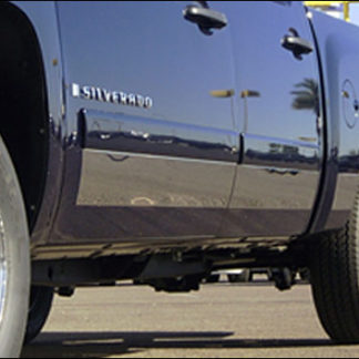STAINLESS STEEL ROCKER PANEL KITS Image 1