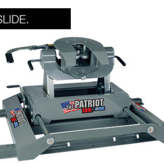 B&W 5TH WHEEL HITCH MODEL PATRIOT 18K SLIDER Image 1