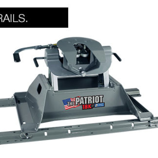 B&W 5TH WHEEL HITCH MODEL PATRIOT 18K Image 1