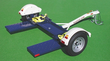 Tow Dolly - Electric Brakes Image 1