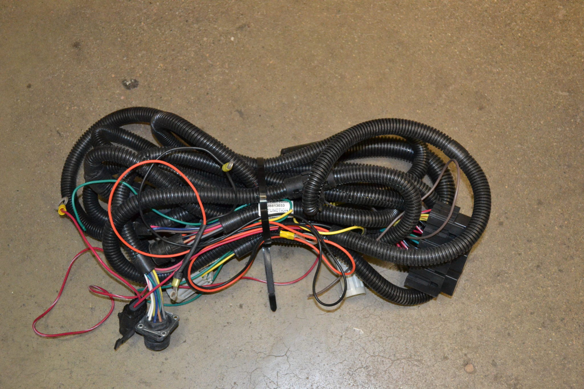 Hiniker V Plow Wiring Harness Great Installation Of Diagram Snow Power Unit Underhood Electrical Diagrams