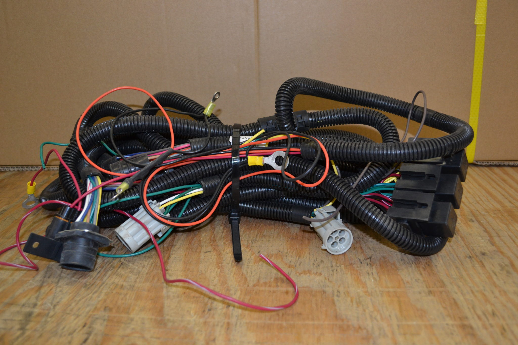 Hiniker Snowplow Underhood Wire Harness | Toppers and ... on