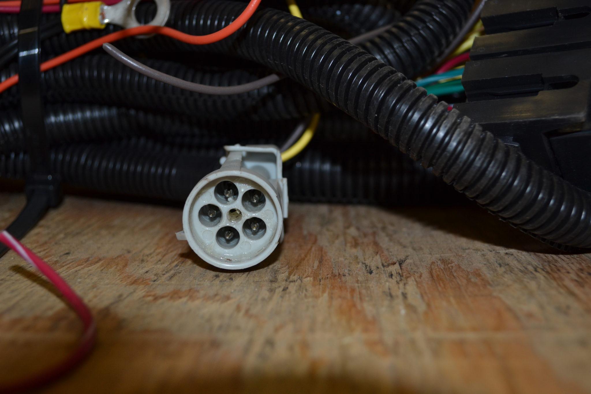 hiniker wiring harness    hiniker    snowplow underhood wire    harness    toppers and     hiniker    snowplow underhood wire    harness    toppers and