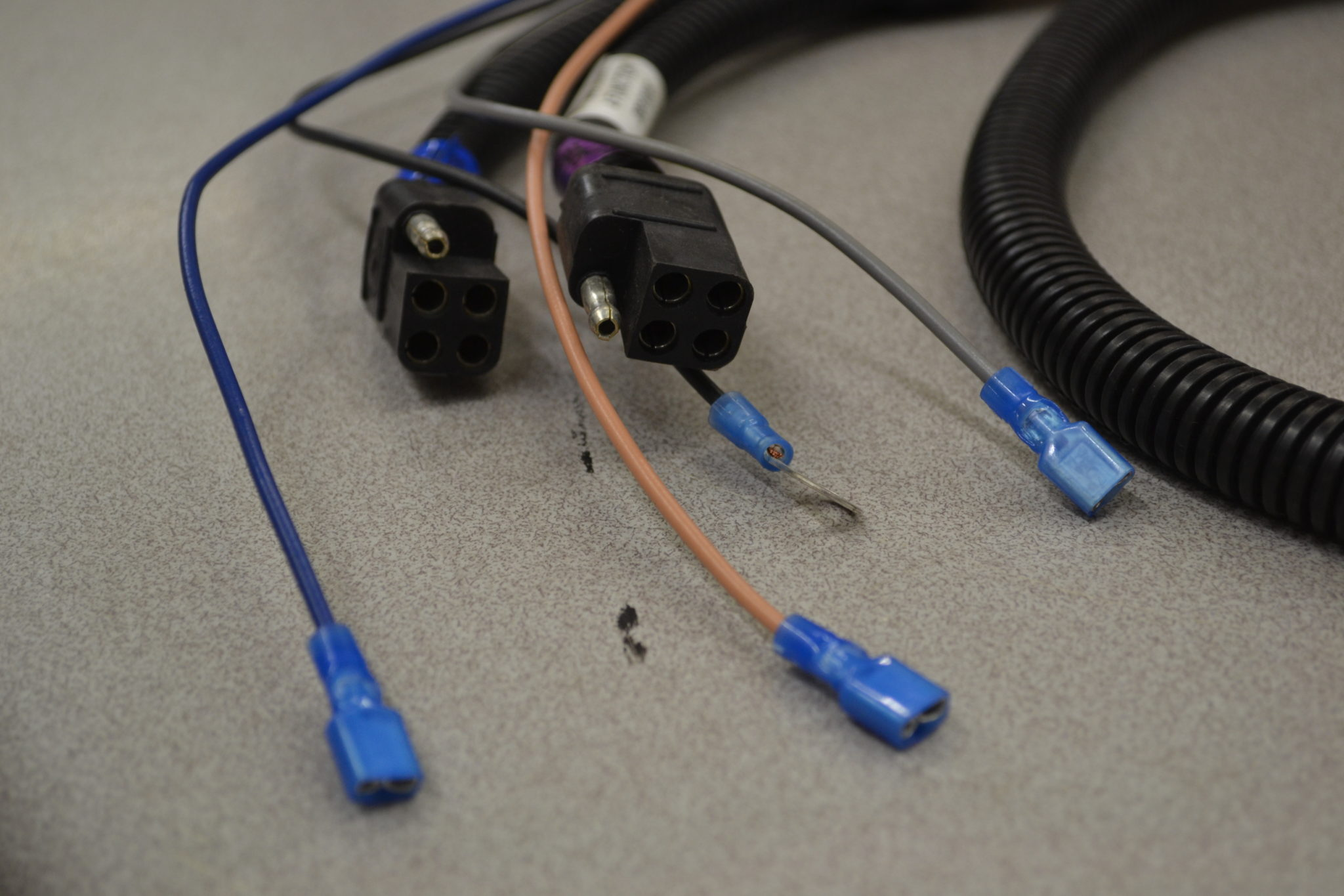 Hiniker External Plow Wire Harness Half Toppers And Snow Wiring Call