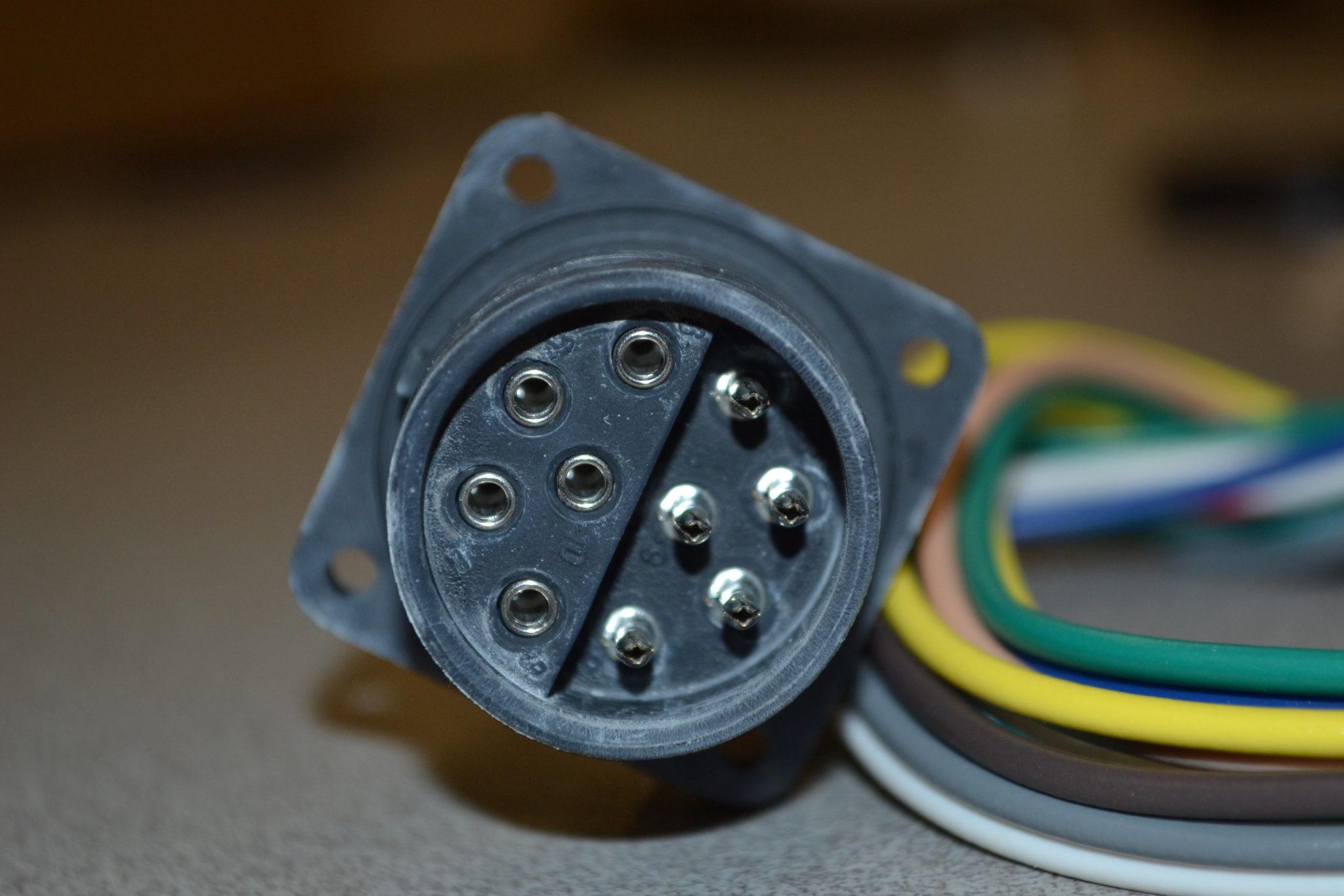 Hiniker Grill Side 10 Pin Pigtail Repair Kit