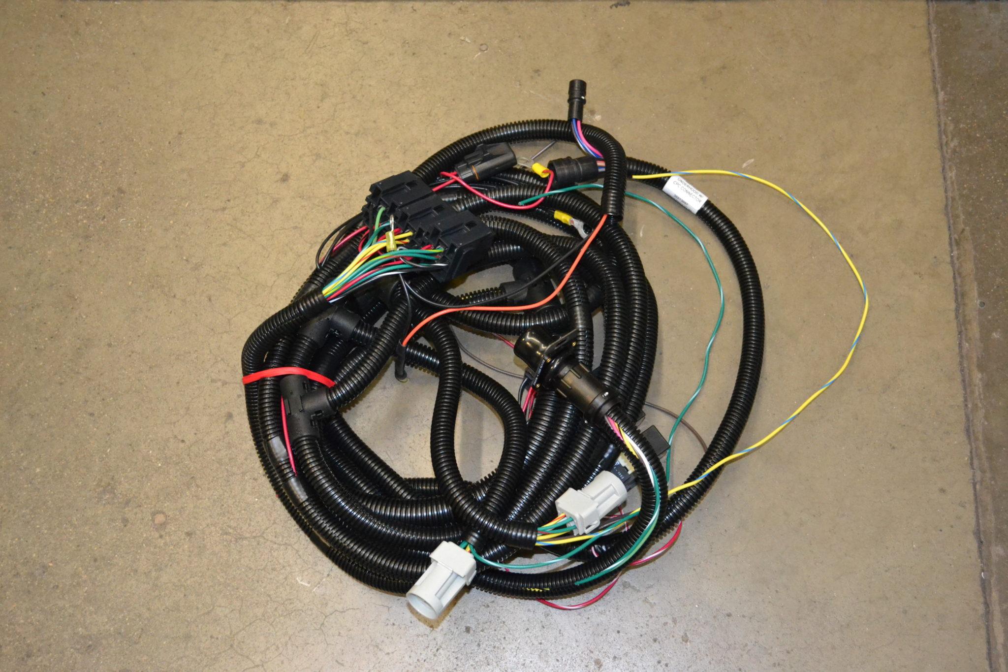 hiniker wiring harness underhood    harness           hiniker    snowplow toppers and  underhood    harness           hiniker    snowplow toppers and