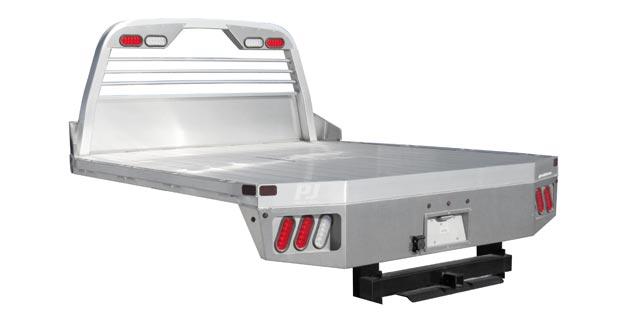 STANDARD ALUMINUM TRUCK BED (ALGB)