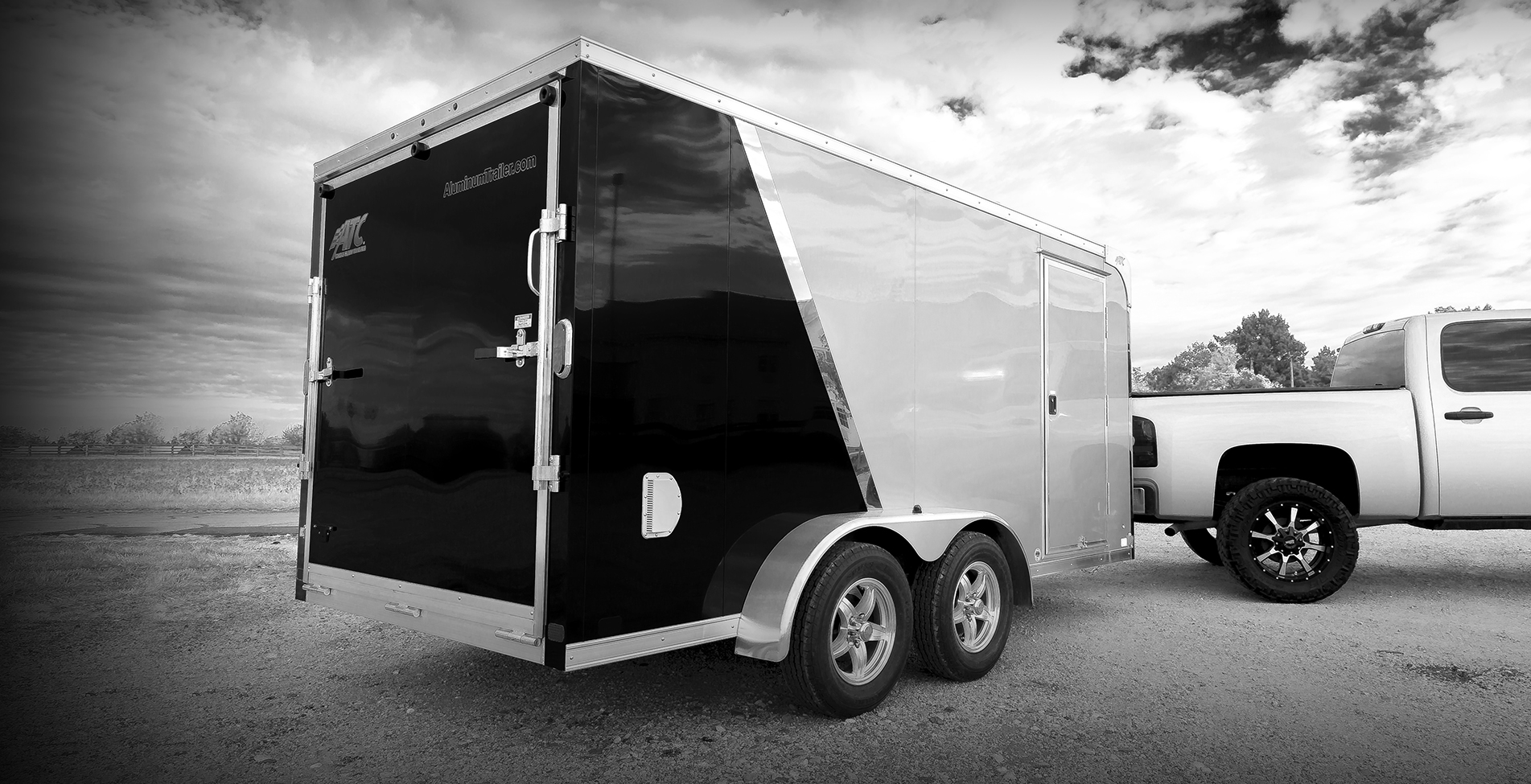 Toppers Trailers Plus New Used Truck Topper Snow Plows Trailer Mounted Electric Brake Controller Wiring Motorcycle Haulers Built To Last