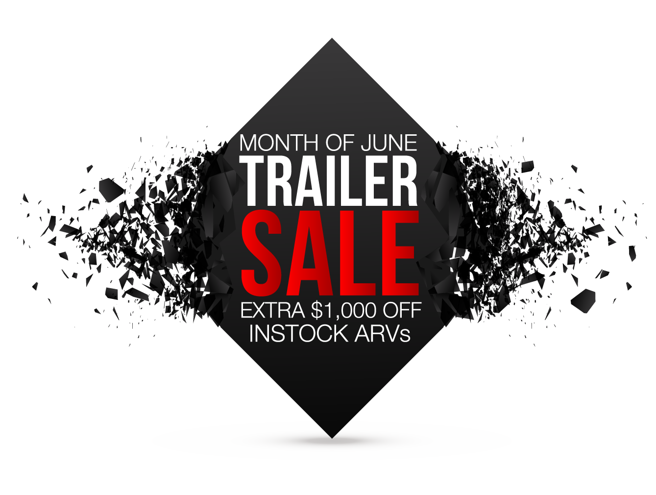 June 2018 Trailer Sale