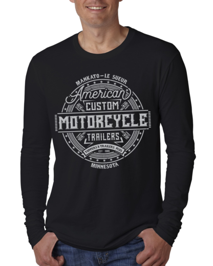 Toppers & Trailers Plus-American-Motorcycle-Long-Sleeve_model