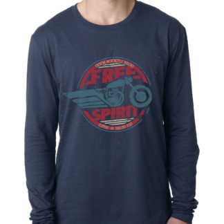 Toppers & Trailers Plus-Free-Spirit-Long Sleeve