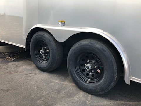 H Amp H 101x24 Round Top Round Nose Car Hauler 10k Toppers